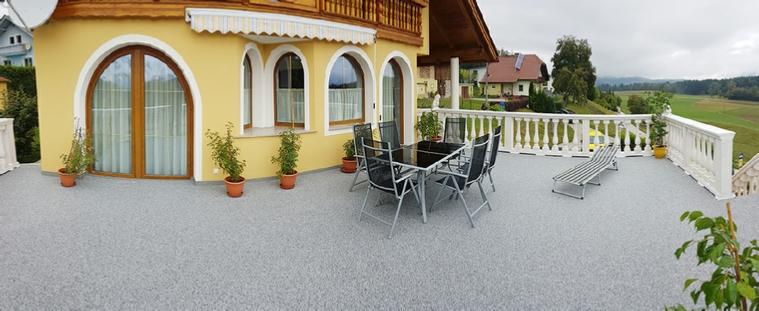 Baa Ihr Flachdach Und Terrassen Spezialist In Karnten